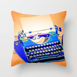 FREELANCER Throw Pillow