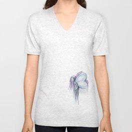 Ghost Fairy Unisex V-Neck