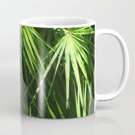 Lost in Green Coffee Mug