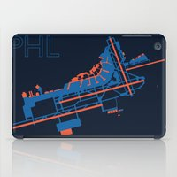 60s iPad Cases featuring Philadelphia (PHL) - 60s by Kyle Rodgers