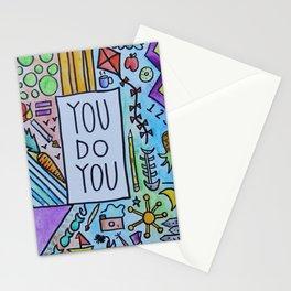 You Do You Stationery Cards