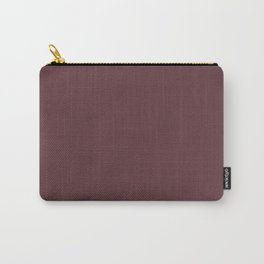 Red Mahogany Carry-All Pouch