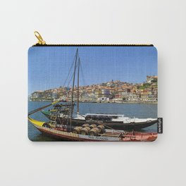 Port wine barges on the Douro Carry-All Pouch