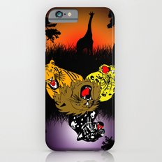 Big Cat Safari Slim Case iPhone 6s