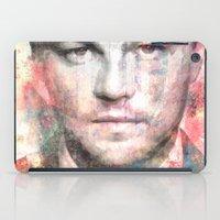 leonardo dicaprio iPad Cases featuring Leonardo DiCaprio by Nechifor Ionut