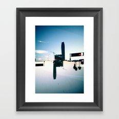 Landscapes (Los Angeles #5) Framed Art Print