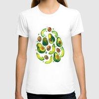 avocado T-shirts featuring Avocado Avocado by LiLaiRa