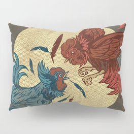 Ruler of The Roost Pillow Sham