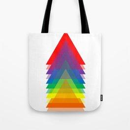Rainbow Up! Tote Bag