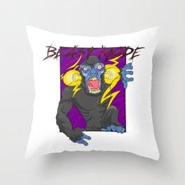 Beast Mode ver. 1 Throw Pillow
