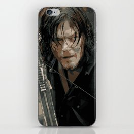 Daryl iPhone Skin