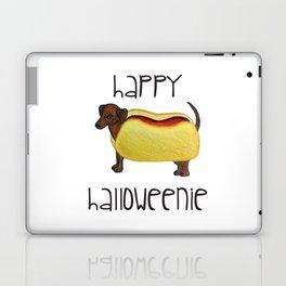 Happy Halloweenie Laptop & iPad Skin