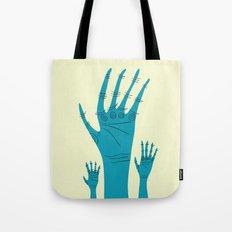 HI! Tote Bag