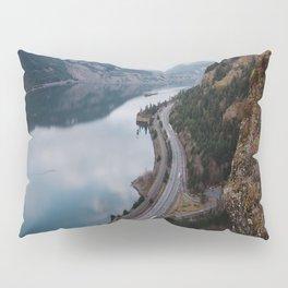 Columbia River Gorge III Pillow Sham