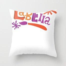 LabElla Throw Pillow