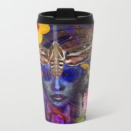The Search for Hibiscus Life Travel Mug