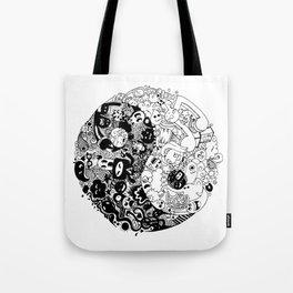 Sid-Sang Tote Bag