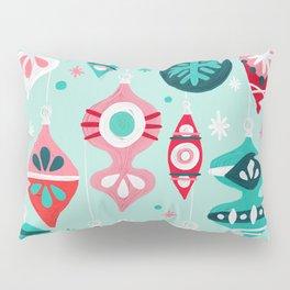 Christmas Ornaments – Mint Palette Pillow Sham