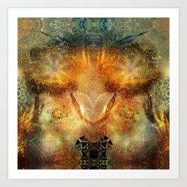 Spirit Guides Art Print