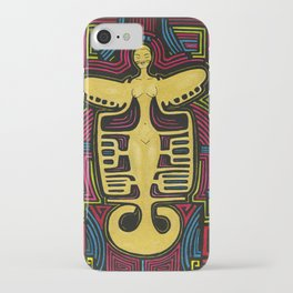 Colombia Art  iPhone Case