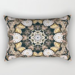 It's About Time Rectangular Pillow