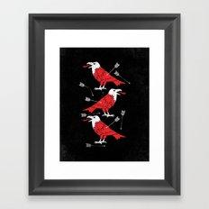 warbird Framed Art Print