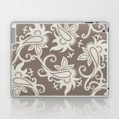 Paisley: Taupe  Laptop & iPad Skin