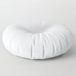 5 (WHITE & LAVENDER NUMBERS) Floor Pillow