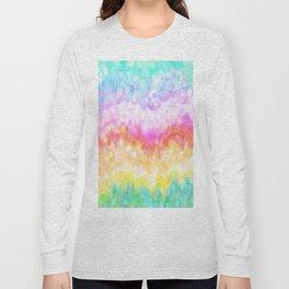pastel rainbow #society6 #decor #buyart Long Sleeve T-shirt