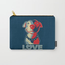 Pitbull - Love Carry-All Pouch