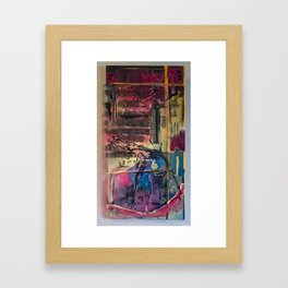 Safety: Gort Framed Art Print