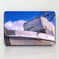 popeye iPad Cases featuring  Popeye's Boat by Bruce Stanfield