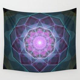 Cosmic Jewels Wall Tapestry