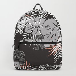 Tropical pattern 044 Backpack