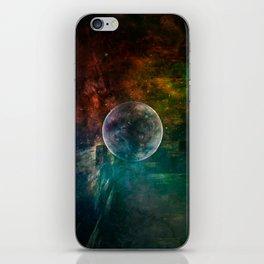 Planetary Soul Calypso iPhone Skin