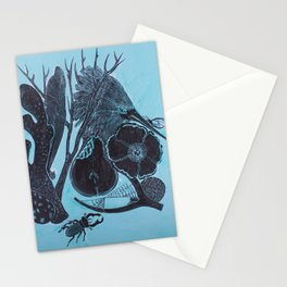 Claude's Curiosities Take Two Stationery Cards