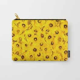 Daffodils pattern Carry-All Pouch