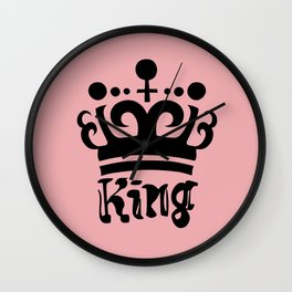 King Gajeel Wall Clock