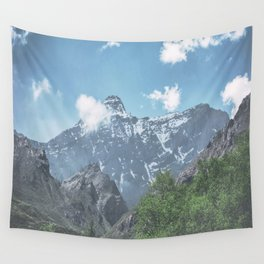 Mountains #5 Wall Tapestry