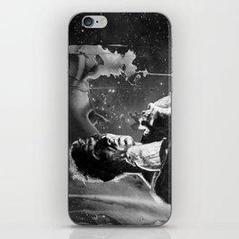 Like tears in rain - black - quote iPhone Skin