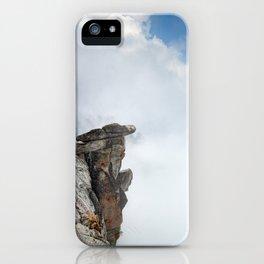 Glacier Point, Yosemite National Park, 7,000ft Above Yosemite Valley, Yosemite Photography iPhone Case