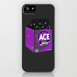 Ace Juice iPhone Case