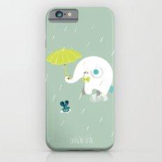 Rainy Elephant Slim Case iPhone 6s