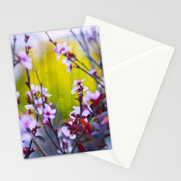 """""""The Mind Replays What the Heart Can't Delete"""" Stationery Cards"""