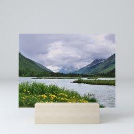 God's Country - III Mini Art Print