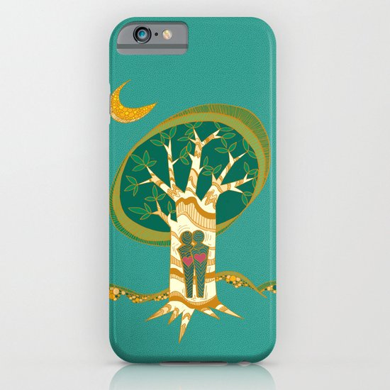 Carve Our Love iPhone & iPod Case