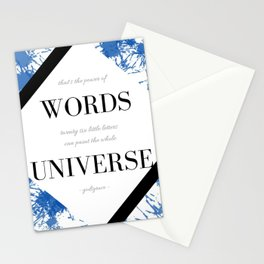 Godsgrave Stationery Cards