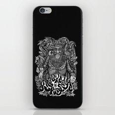 Knowledge is King... iPhone & iPod Skin