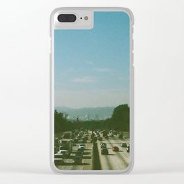 Freeway Clear iPhone Case