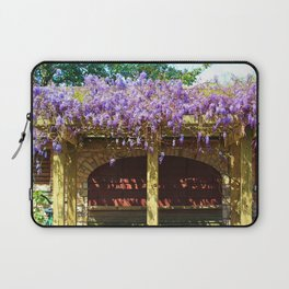 Blossom Covered Area Laptop Sleeve